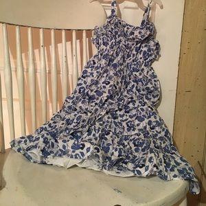 Ralph Lauren girls size 6 sweetheart floral dress